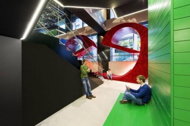 Google'ın Dublin'deki ofisine içeriden bakın 24