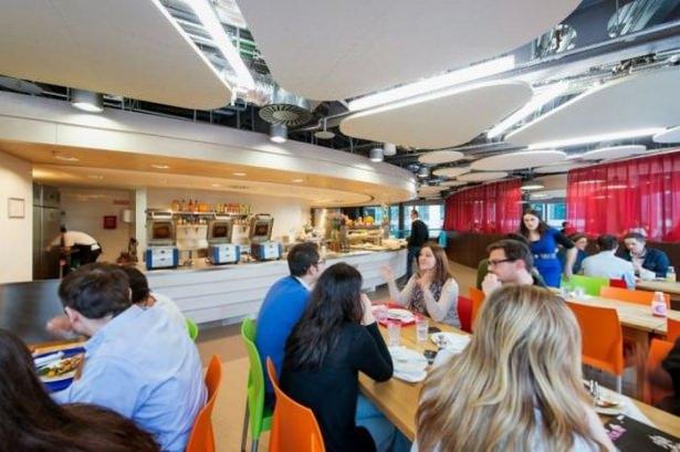 Google'ın Dublin'deki ofisine içeriden bakın 27