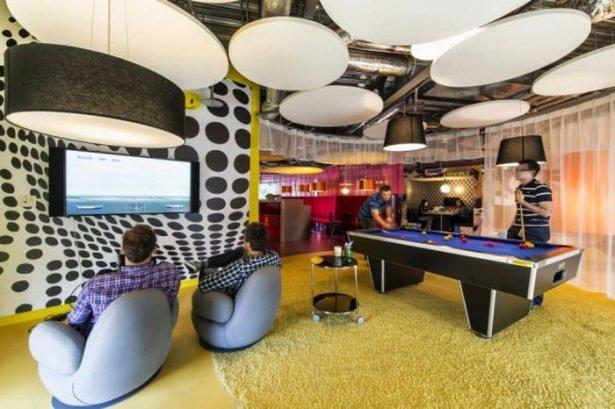 Google'ın Dublin'deki ofisine içeriden bakın 29
