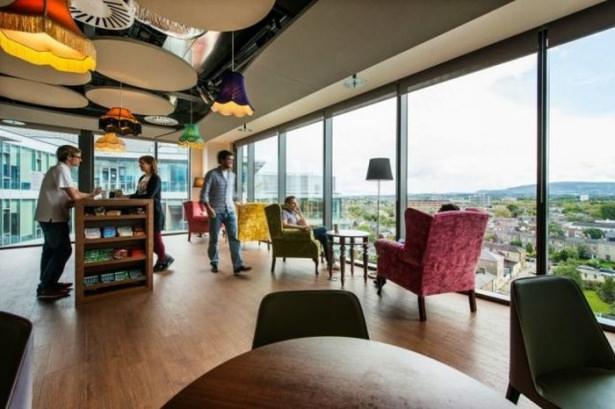 Google'ın Dublin'deki ofisine içeriden bakın 32