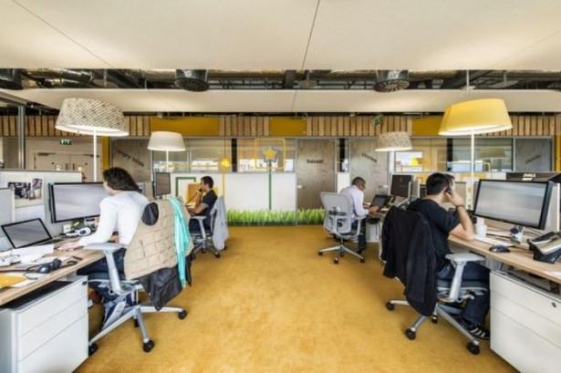 Google'ın Dublin'deki ofisine içeriden bakın 33
