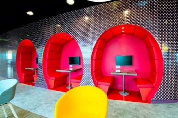 Google'ın Dublin'deki ofisine içeriden bakın 34