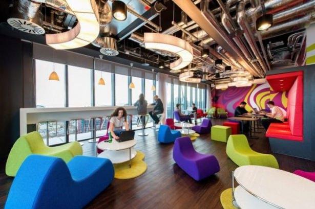 Google'ın Dublin'deki ofisine içeriden bakın 35