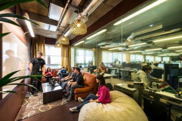 Google'ın Dublin'deki ofisine içeriden bakın 36