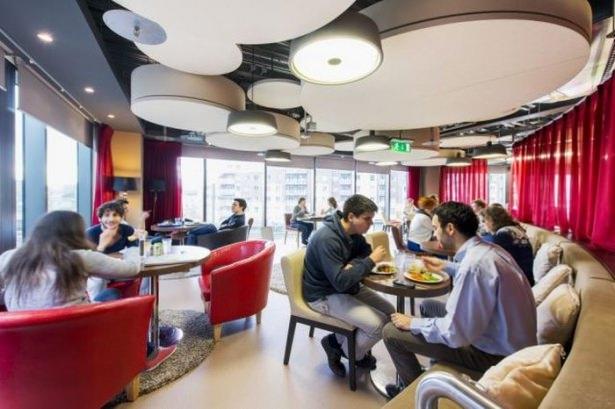 Google'ın Dublin'deki ofisine içeriden bakın 37