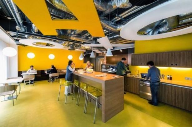 Google'ın Dublin'deki ofisine içeriden bakın 39