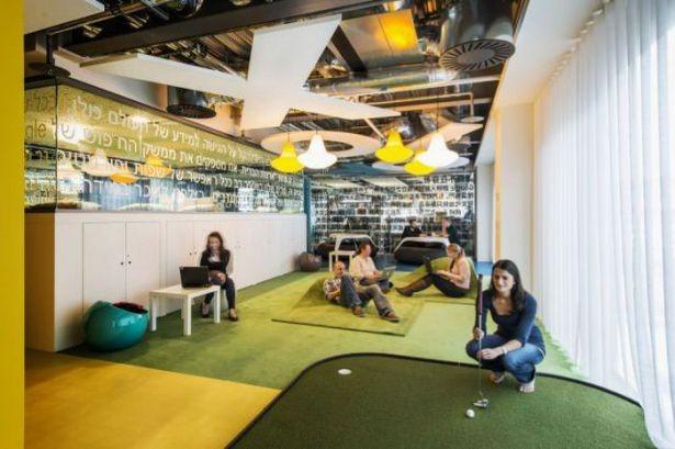 Google'ın Dublin'deki ofisine içeriden bakın 4