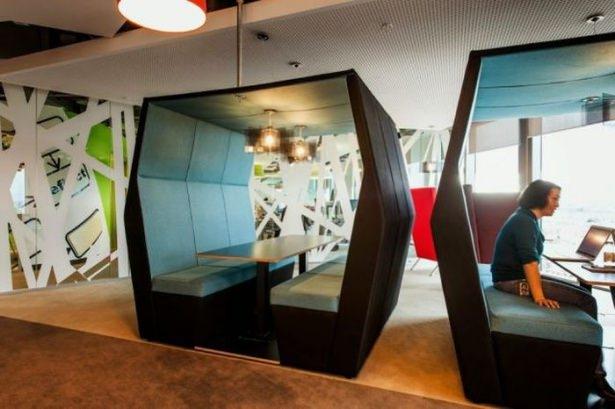 Google'ın Dublin'deki ofisine içeriden bakın 40