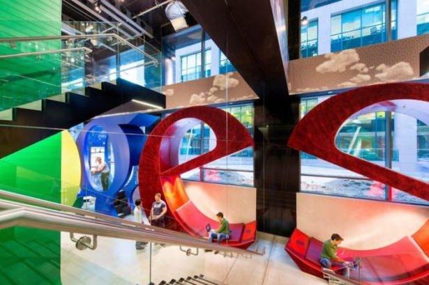 Google'ın Dublin'deki ofisine içeriden bakın 41