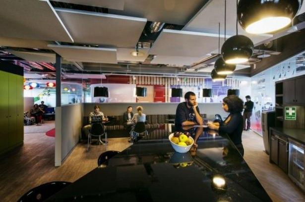 Google'ın Dublin'deki ofisine içeriden bakın 48