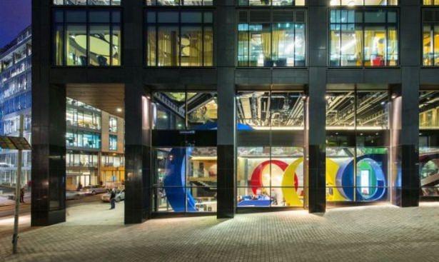 Google'ın Dublin'deki ofisine içeriden bakın 51
