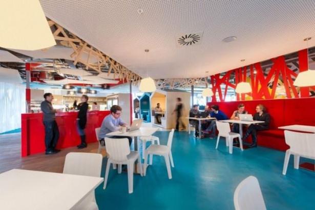 Google'ın Dublin'deki ofisine içeriden bakın 52