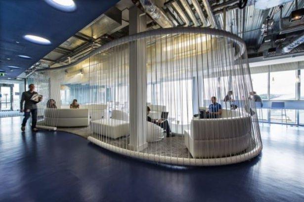 Google'ın Dublin'deki ofisine içeriden bakın 56