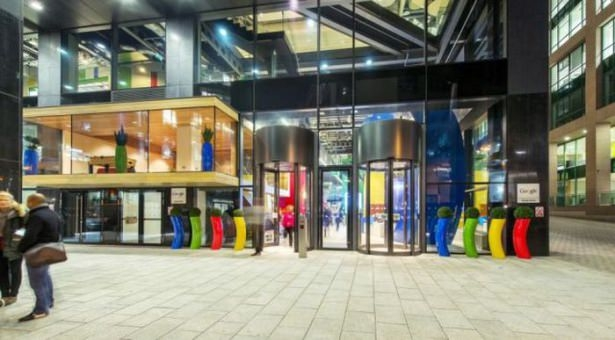 Google'ın Dublin'deki ofisine içeriden bakın 57