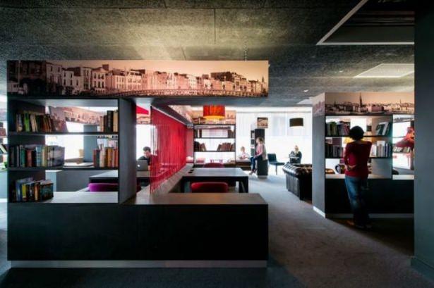 Google'ın Dublin'deki ofisine içeriden bakın 58