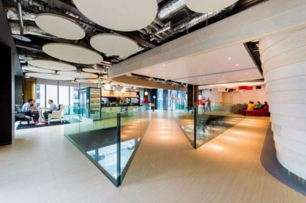 Google'ın Dublin'deki ofisine içeriden bakın 65
