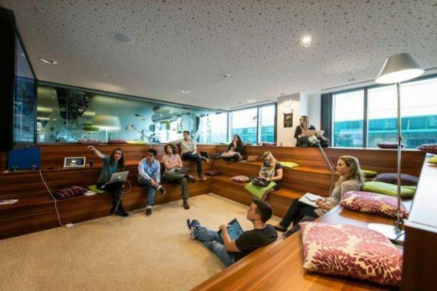 Google'ın Dublin'deki ofisine içeriden bakın 66
