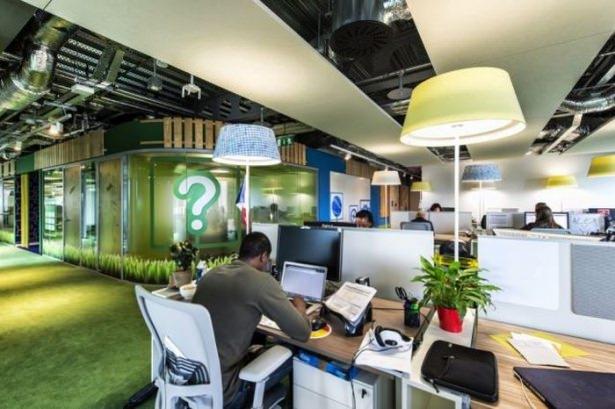 Google'ın Dublin'deki ofisine içeriden bakın 67