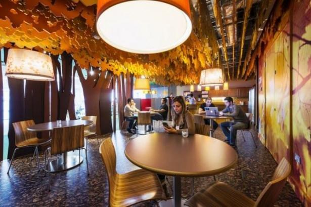 Google'ın Dublin'deki ofisine içeriden bakın 7