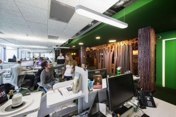 Google'ın Dublin'deki ofisine içeriden bakın 72