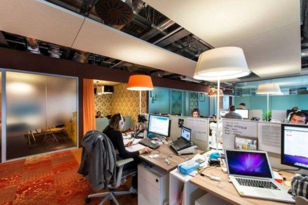 Google'ın Dublin'deki ofisine içeriden bakın 73