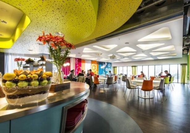 Google'ın Dublin'deki ofisine içeriden bakın 74
