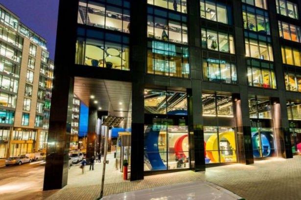Google'ın Dublin'deki ofisine içeriden bakın 75