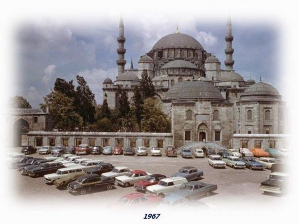 İstanbul bir zamanlar böyleydi 11