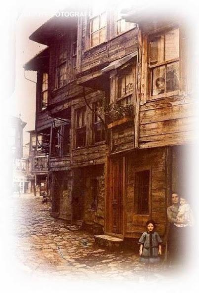 İstanbul bir zamanlar böyleydi 16