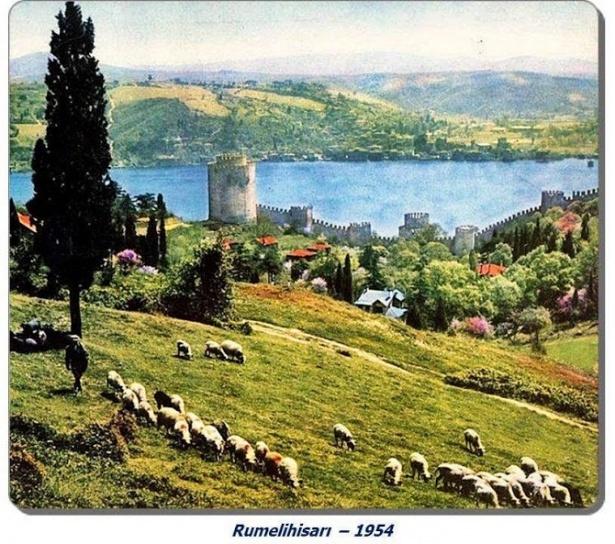 İstanbul bir zamanlar böyleydi 5