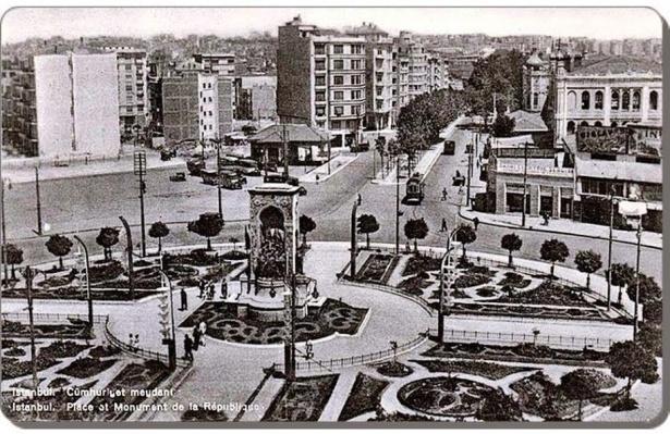 İstanbul bir zamanlar böyleydi 56
