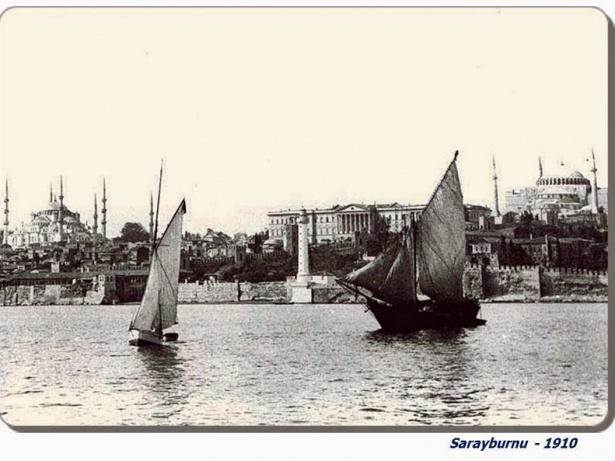 İstanbul bir zamanlar böyleydi 62