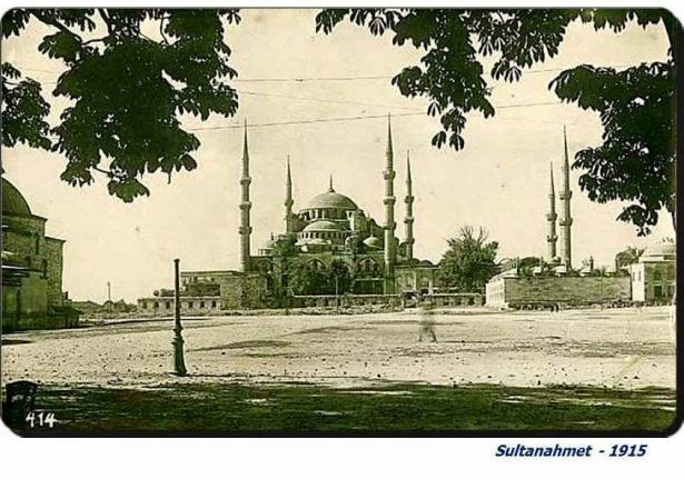 İstanbul bir zamanlar böyleydi 63