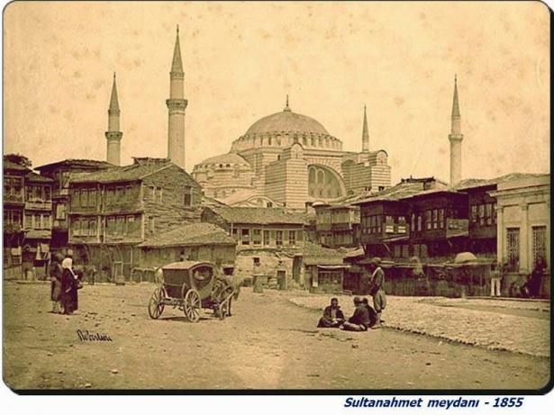 İstanbul bir zamanlar böyleydi 64