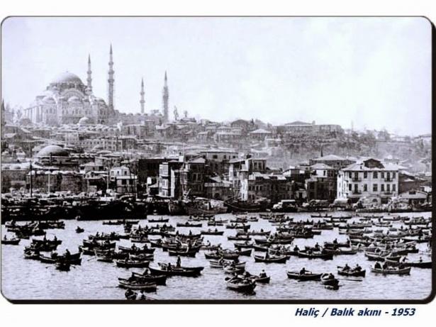 İstanbul bir zamanlar böyleydi 70