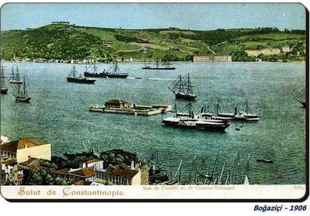 İstanbul bir zamanlar böyleydi 76