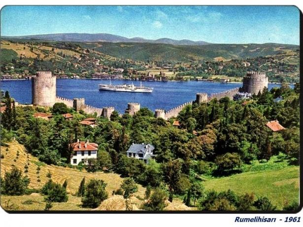 İstanbul bir zamanlar böyleydi 88