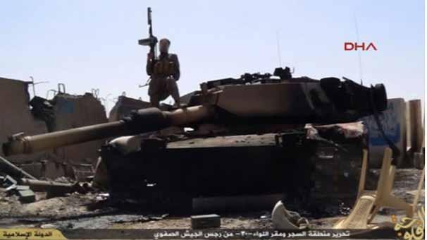 IŞİD, korkunç katliamın fotoğraflarını yayınladı 6
