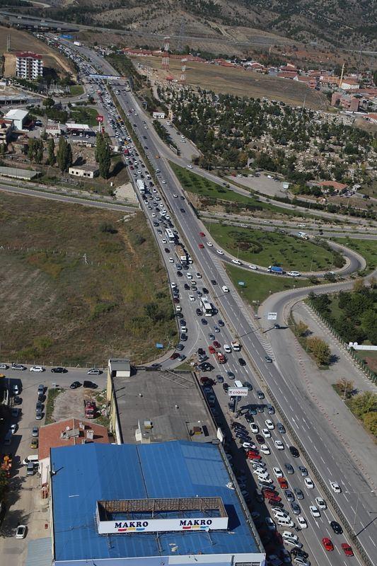 İstanbul resmen hayalet kente döndü 17