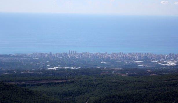 Akdeniz'in incisinden harika fotoğraflar 31