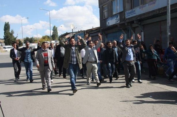 Türkiye'nin dört bir yanından IŞİD provokasyonu 105