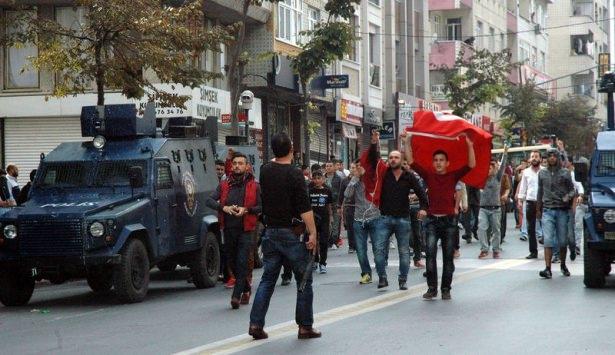 Türkiye'nin dört bir yanından IŞİD provokasyonu 146