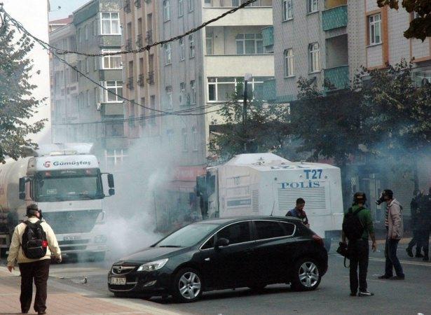 Türkiye'nin dört bir yanından IŞİD provokasyonu 151