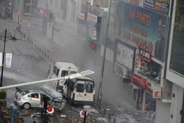 Türkiye'nin dört bir yanından IŞİD provokasyonu 160