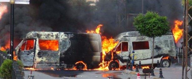 Türkiye'nin dört bir yanından IŞİD provokasyonu 163