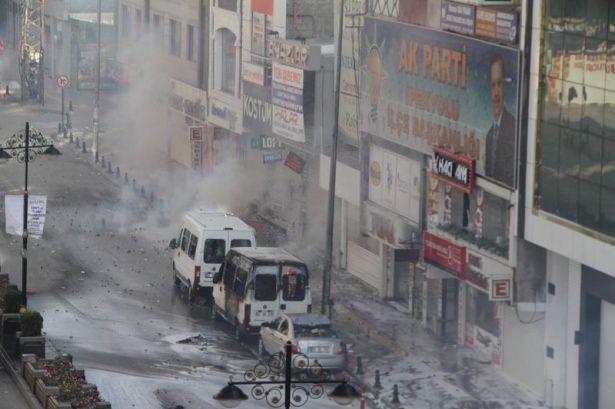 Türkiye'nin dört bir yanından IŞİD provokasyonu 169