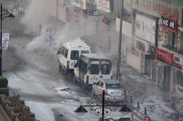 Türkiye'nin dört bir yanından IŞİD provokasyonu 170