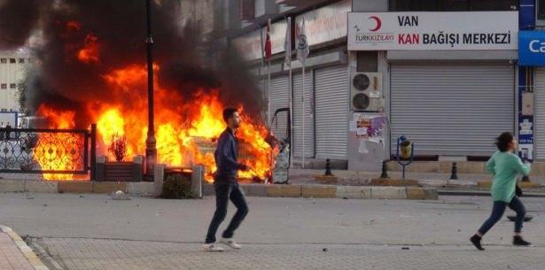 Türkiye'nin dört bir yanından IŞİD provokasyonu 179