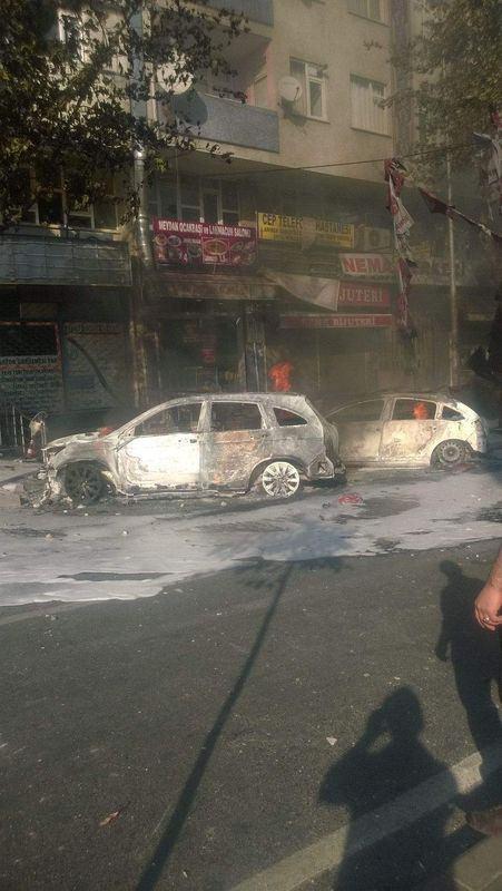 Türkiye'nin dört bir yanından IŞİD provokasyonu 31