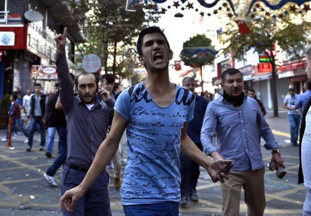 Türkiye'nin dört bir yanından IŞİD provokasyonu 35